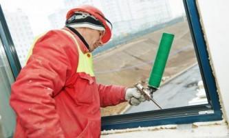 Установка вікон без помилок: запенивание, закладення швів і виконання укосів