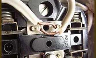 Пристрій і ремонт вимикачів, патронів, розеток, вилок на іншу електричних виробів