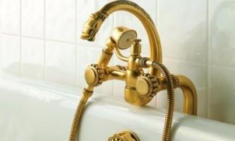 Пристрій змішувача для ванної кімнати