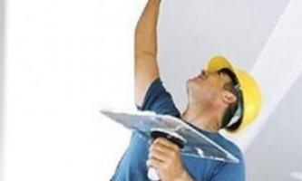 Дізнаємося, як правильно шпаклювати стелю з гіпсокартону. Які інструменти потрібні?