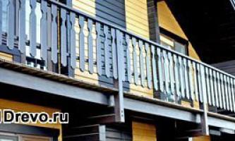 Варіанти і матеріали для фарбування фасаду дерев`яного будинку