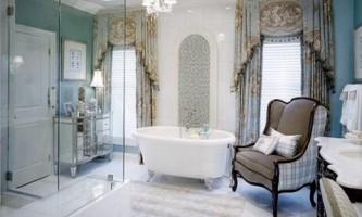 Надихаючись розкішшю: елегантна маленька ванна кімната
