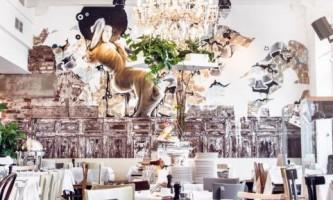Чудовий інтер`єр готелю в австрії заворожує своїм стилем