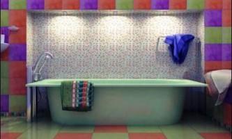 Все, що необхідно знати про те, яку і як правильно вибрати плитку для ванної кімнати
