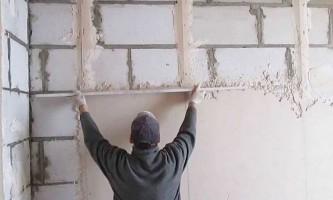 Чи завжди потрібно вирівнювати стіни під шпалери?