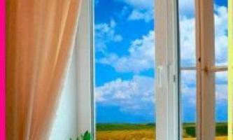 Вибір вікон пвх