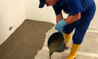 Заливка стяжки підлоги - як якісно зробити надійне підгрунтя