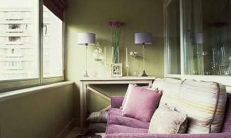 Тепле і холодне скління балкона і лоджії